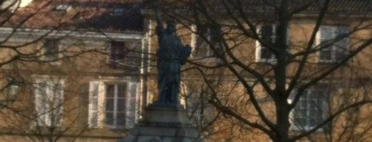 Place de la Liberté is one of Guide to Poitiers's best spots.