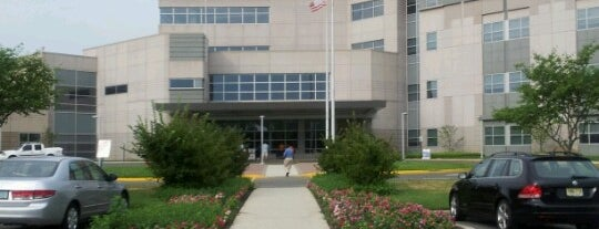 South Jersey Regional Medical Center is one of hospitals.