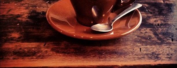 Black Brick is one of Best Coffee in NYC.