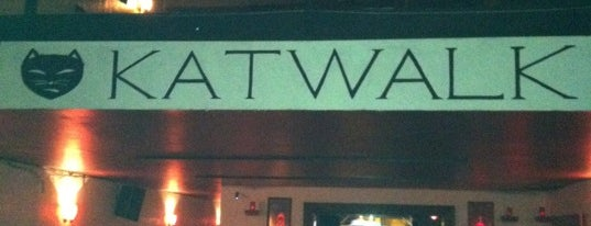 Katwalk Bar and Lounge is one of NYC Nights.