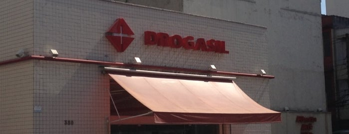 Drogasil is one of Favoritos.