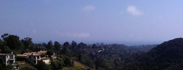 Sullivan Canyon Trail is one of Hike LA.
