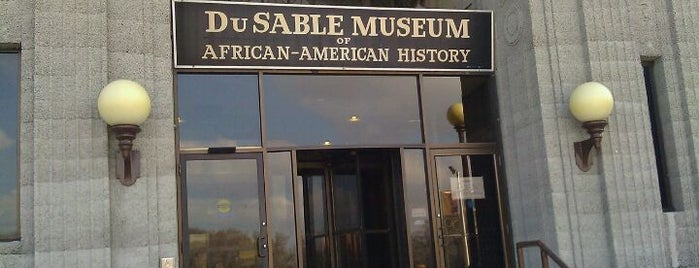 DuSable Museum Of African American History is one of Windy City.