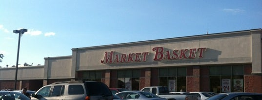 Market Basket is one of Places I Go All the Time.