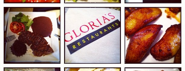 Gloria's is one of Must-Try Dallas Grub.