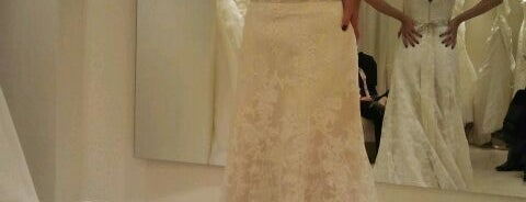 Belle Vie Bridal Couture is one of Potential Vendors.