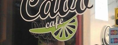 Cabo Cafe is one of Manas mīļākās vietas Rīgā.