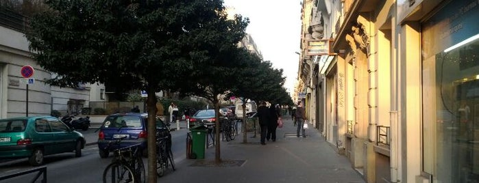 Rue Montgallet is one of Essential shopping in Paris.