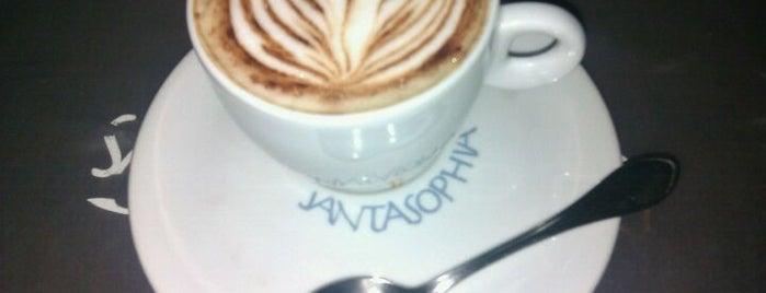Santasophia Café is one of Café Sofia.