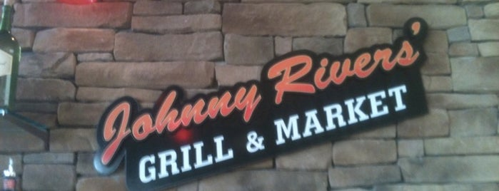 Johnny Rivers' Grill & Market is one of My Favorite Places To Eat.