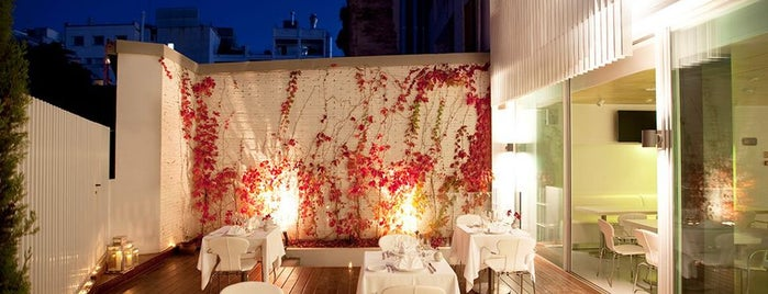 Restaurante Alenti is one of BOOM Sitges.