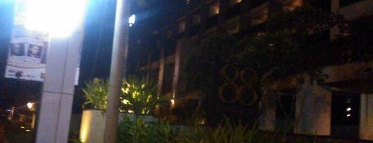 88 Eighty Eight Club Bali is one of wi-fi Zone Denpasar.