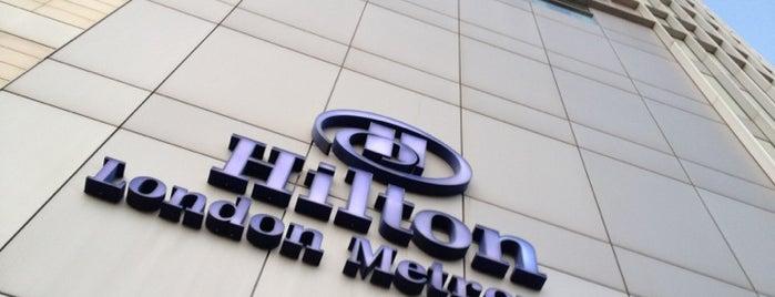 Hilton London Metropole is one of Hotel.