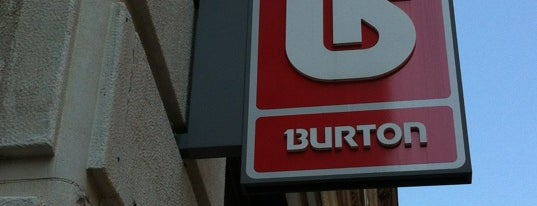Burton is one of Niu York.
