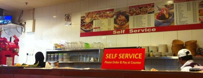 Penang Favorites is one of makan sedap.