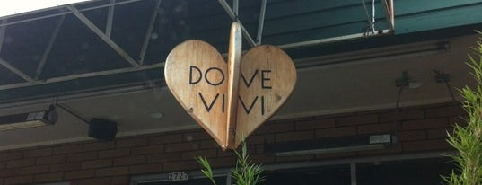 Dove Vivi is one of Favorite Restaurants in Portland.
