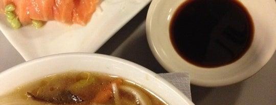 Rai Rai Ken is one of Favorite Food.
