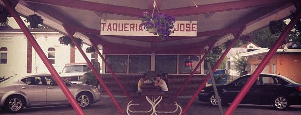 La Taqueria San Jose is one of New Places to Explore.