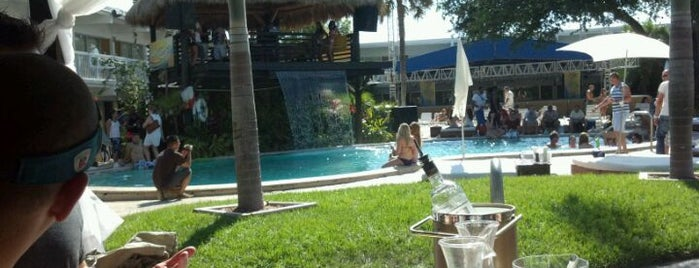 Green Iguana Bar & Grill is one of Princess' Tampa Hot Spots!.
