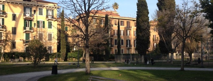 Villa Paganini is one of Parks in Rome - Italy.