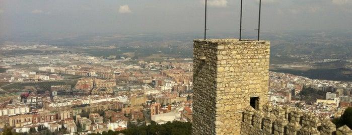 Castillo de Santa Catalina is one of 101 cosas que ver en Andalucía antes de morir.