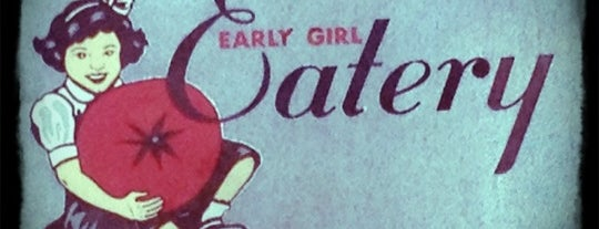 Early Girl Eatery is one of 10 Years in Asheville.