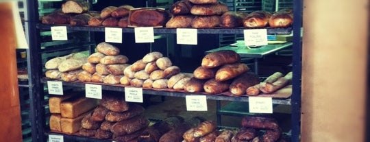 Sullivan Street Bakery is one of The Best Doughnuts in NY.