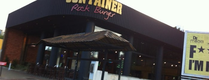 Container Rock Burguer is one of Top 10 places to try this season.