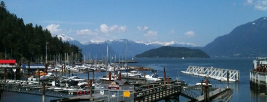 Horseshoe Bay Ferry Terminal is one of Favorite Places Around the World.