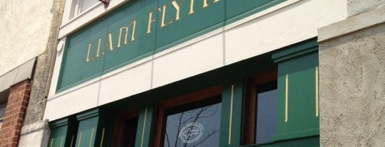 Liam Flynn's Ale House is one of The Great Baltimore Check-In.