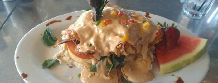 Hash House A Go Go is one of Great Places to Eat in Vegas!.