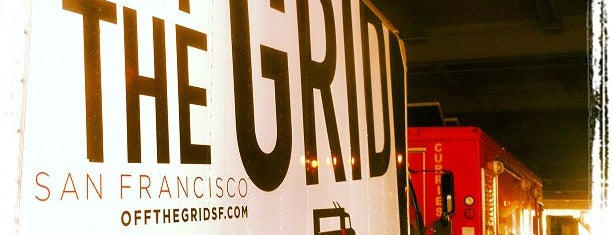 Off the Grid: 5M @ Fifth and Minna is one of Lunch.