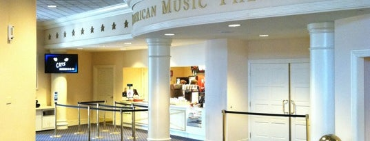 American Music Theatre is one of Lancaster.