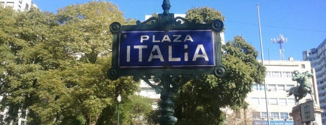 Plaza Italia is one of Buenos Aires.