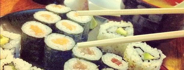 Sushi-Ya is one of Restaurantes Japoneses Barcelona.