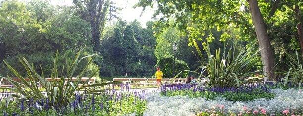 Türkenschanzpark is one of Chillout @Vienna.