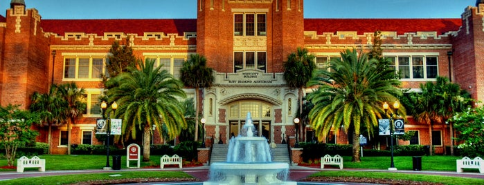 Florida State University is one of 10 Things To Do Before Graduating from FSU!.