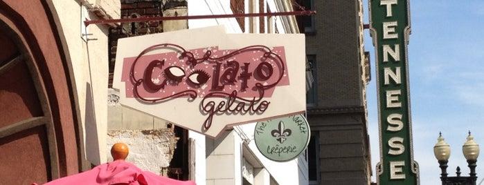 Coolato Gelato is one of Favorite Restaurants.