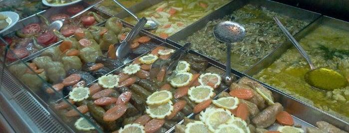 Kanaat Lokantası is one of Istambul food.