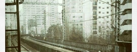잠실나루역 (Jamsillaru Stn.) is one of Subway Stations in Seoul(line1~4 & DX).