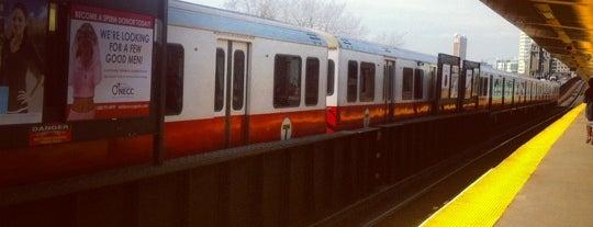 MBTA Charles/MGH Station is one of Boston MBTA Stations.