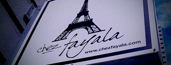 Chez Fayala is one of places to go.