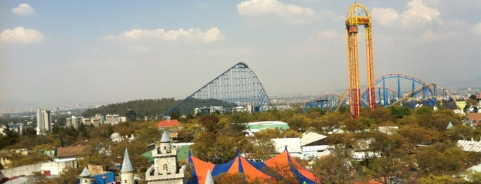 Six Flags México is one of Ciudad de México, Mexico City on #4sqCities.