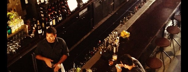 Wood & Vine is one of Top 50 restaurants in LA.