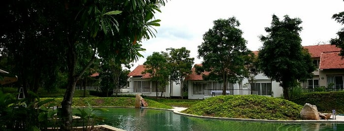 Belle Villa Resort Khao Yai is one of Hotel.