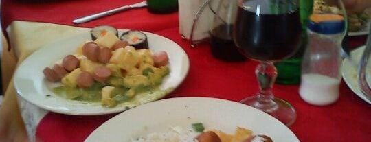 Tenedor Libre is one of comida e.e.