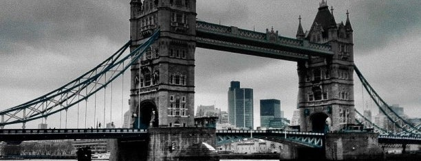 Tower Bridge is one of World Sites.