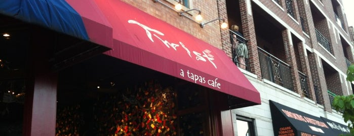 Twist A Tapas Cafe is one of Guide to Chicago's best spots.