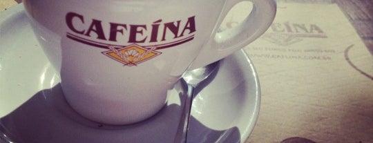Cafeína is one of Foodporn: Rio de Janeiro.