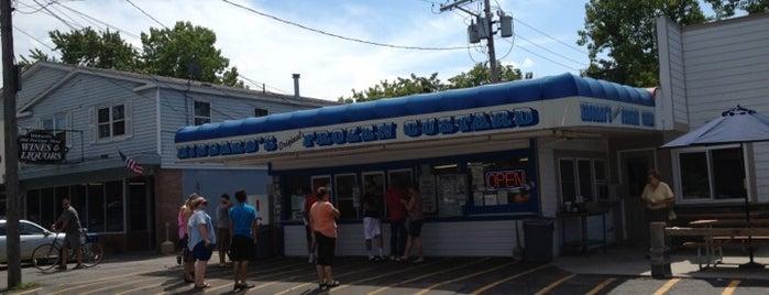 Hibbard's Original Frozen Custard is one of Top picks for Ice Cream Shops.